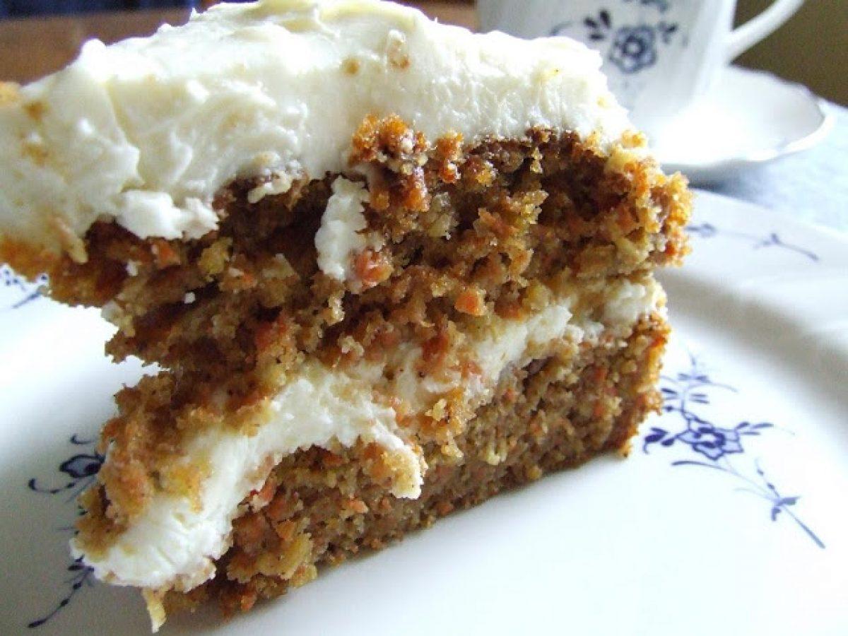 """Ciasto marchewkowe i """"sprawiedliwa"""" kawa"""