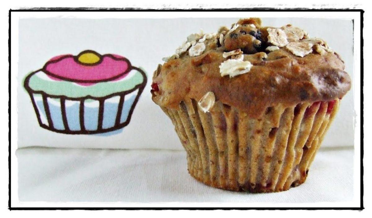 Muffinki na bogato ;-)