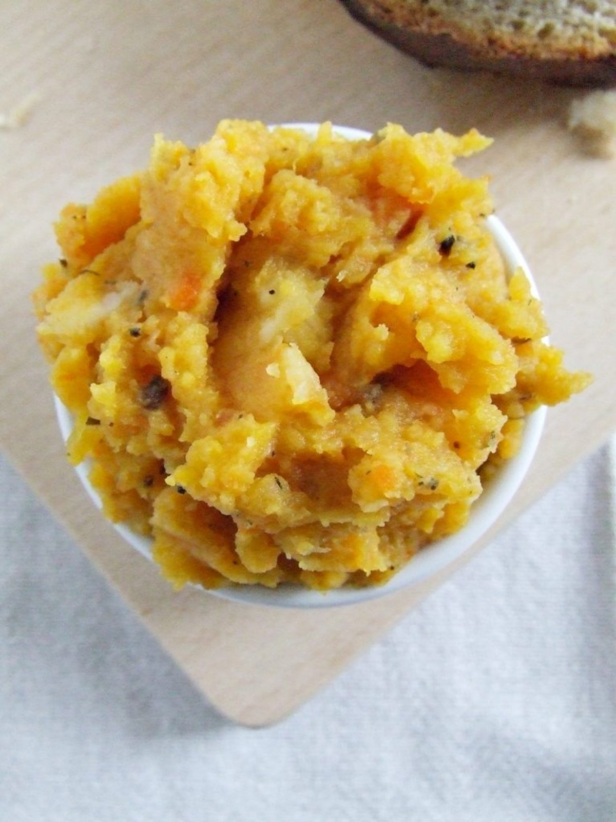 Pasta z pieczonych: dyni, selera i marchewki na Festiwal Dyni