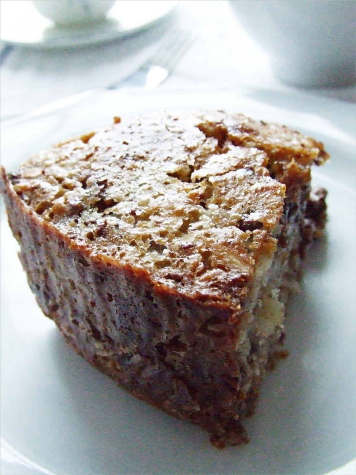 Ciasto czekoladowe z suszonymi figami na Czekoladowy Wekend :)