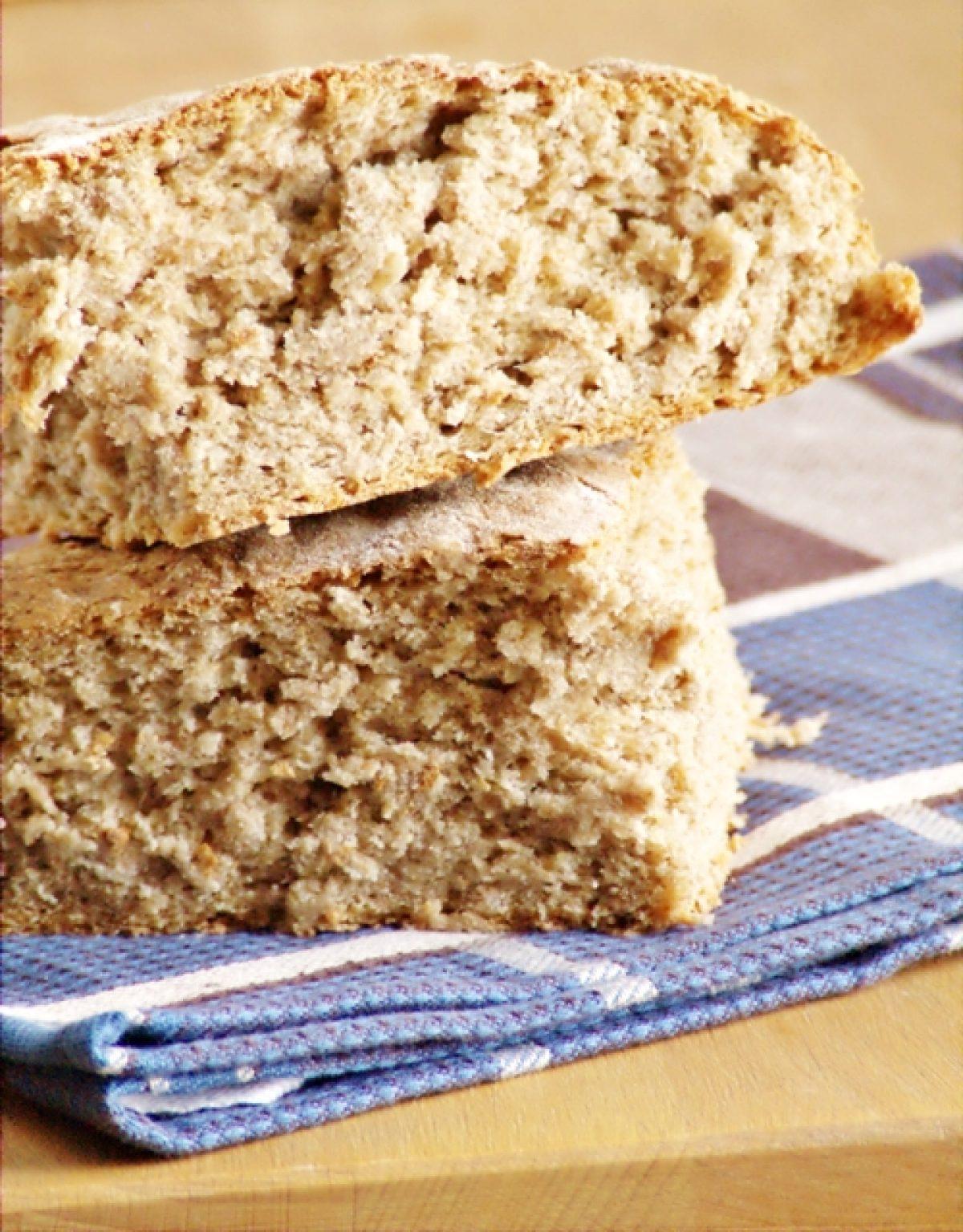 Zielenina apeluje – nie bójcie się piec chleba na zakwasie! ;-)