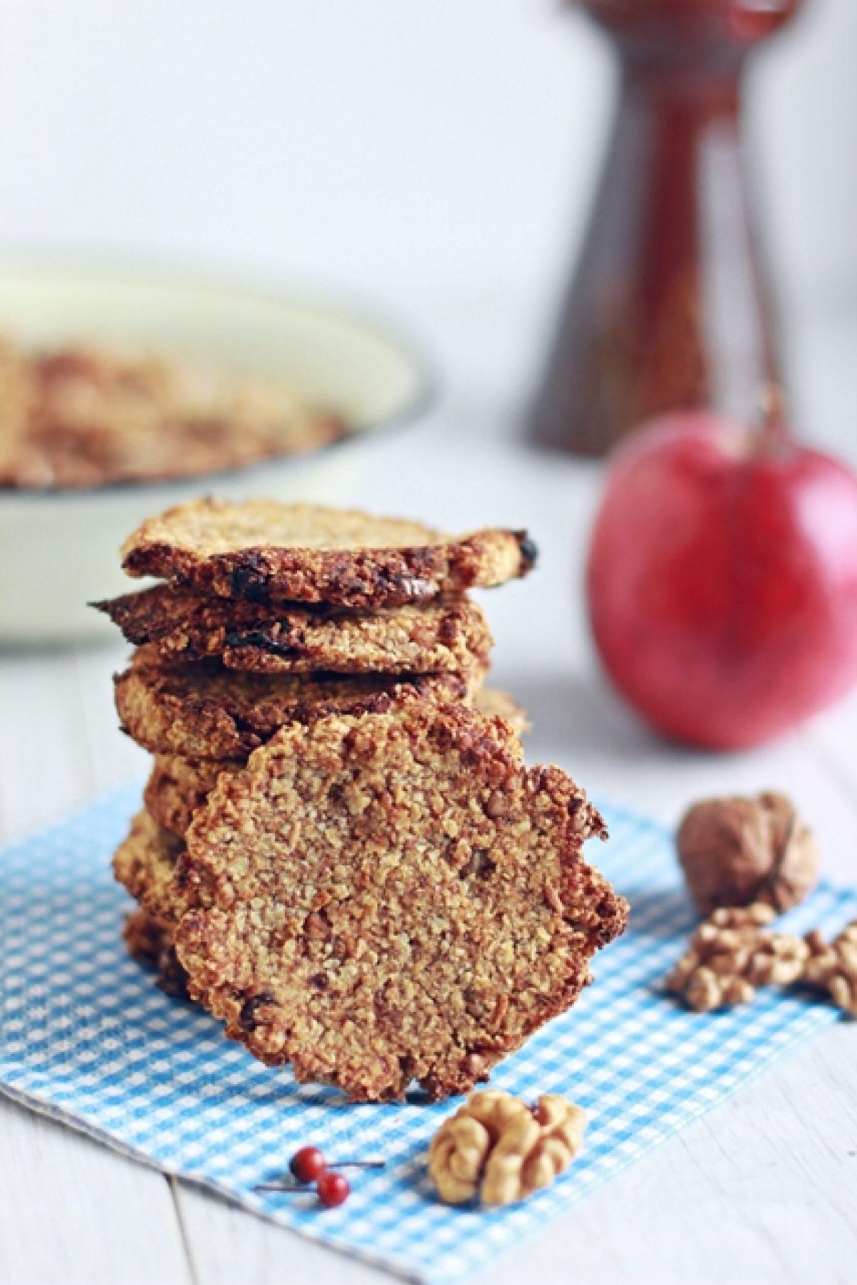 Zdrowe i pyszne ciasteczka – bez glutenu, jajek i nabiału