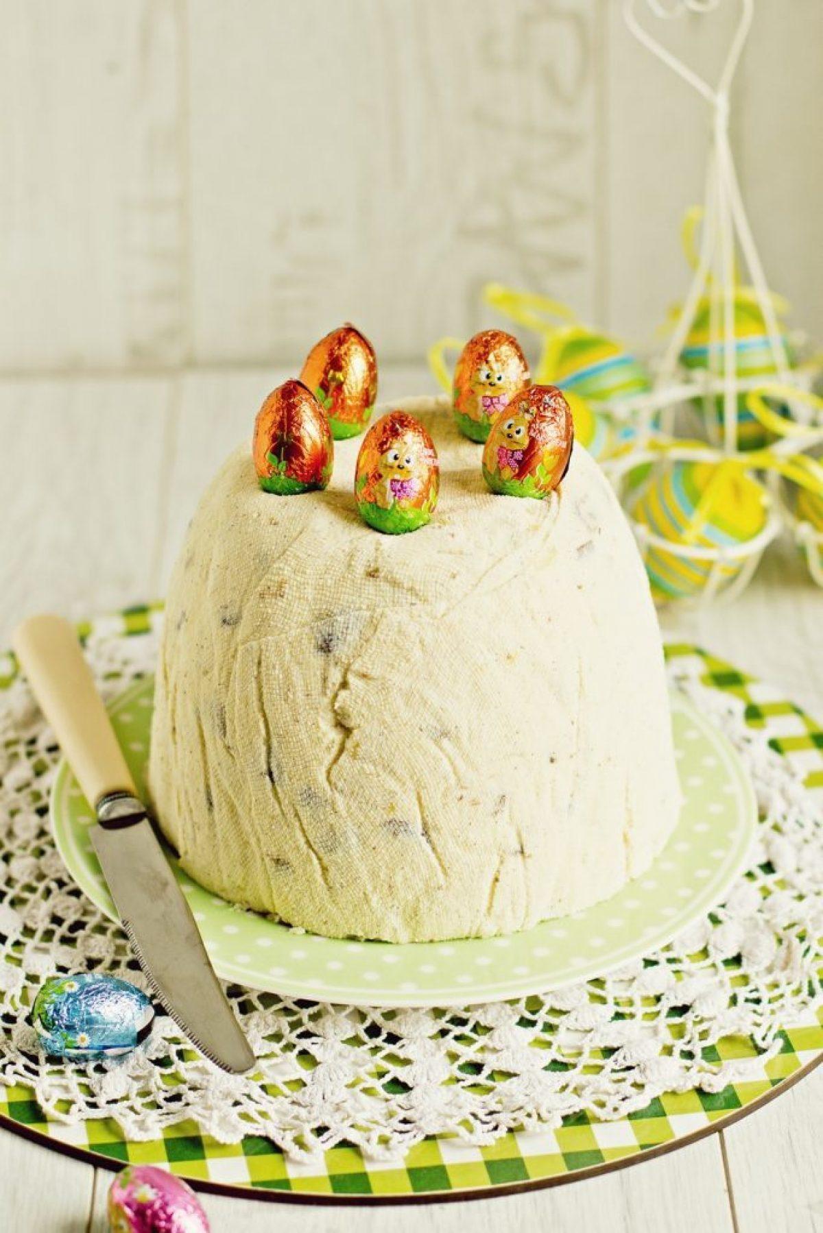 Wielkanocna pascha z eko składników od Free Delikatesy Ekologiczne