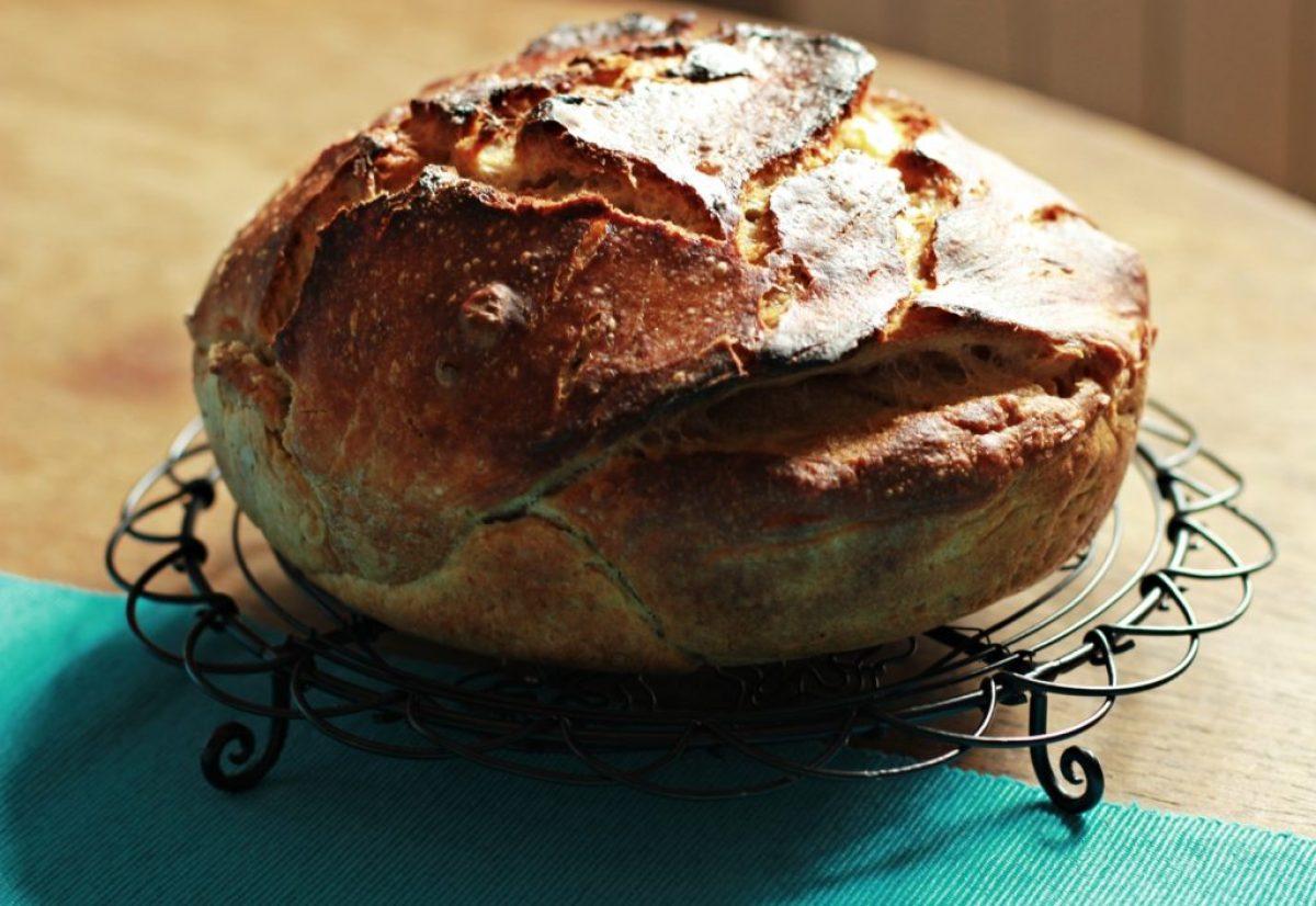 Przepyszny chleb z Tartine Bakery!