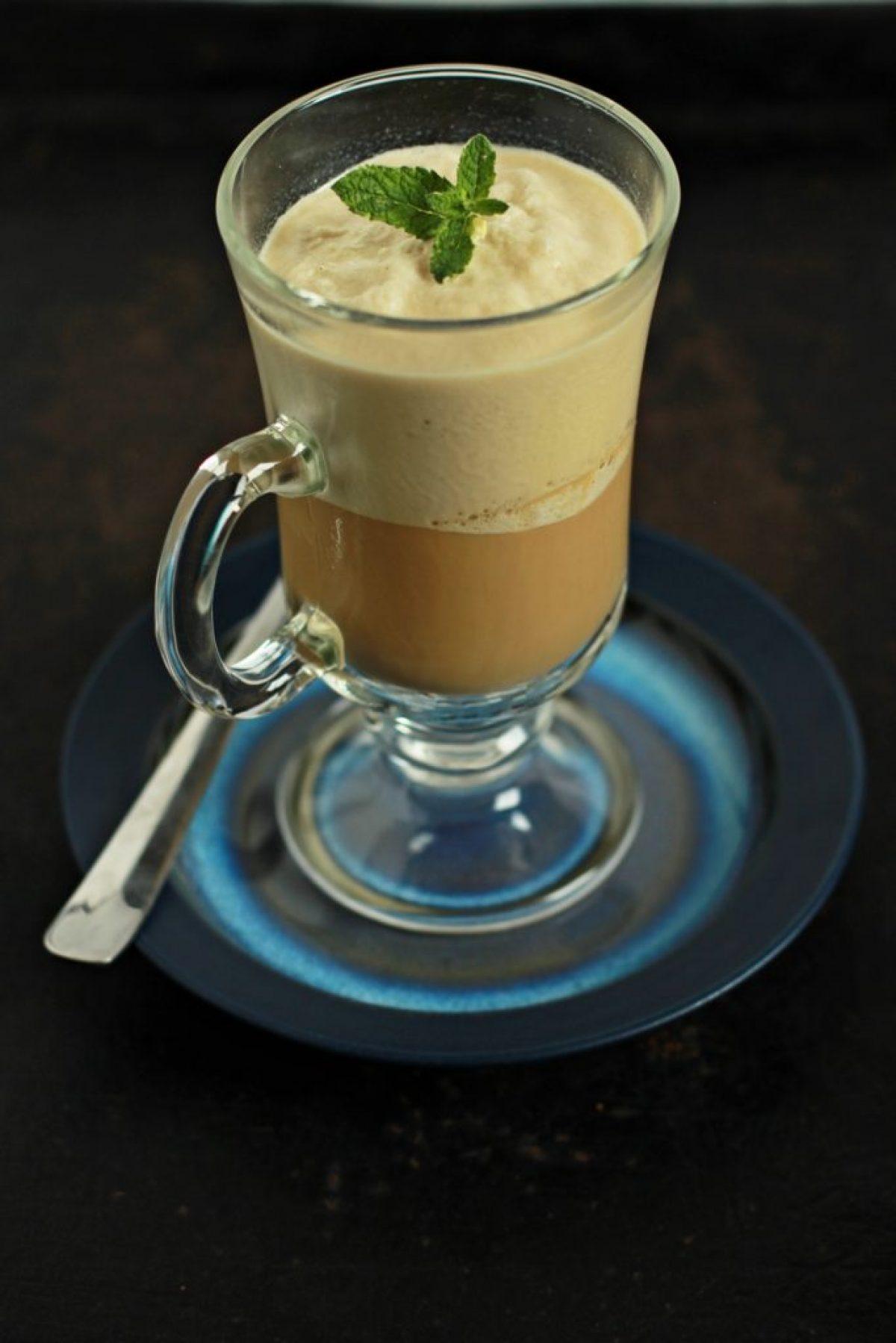 Przepyszna mrożona kawa z Vitamixa!