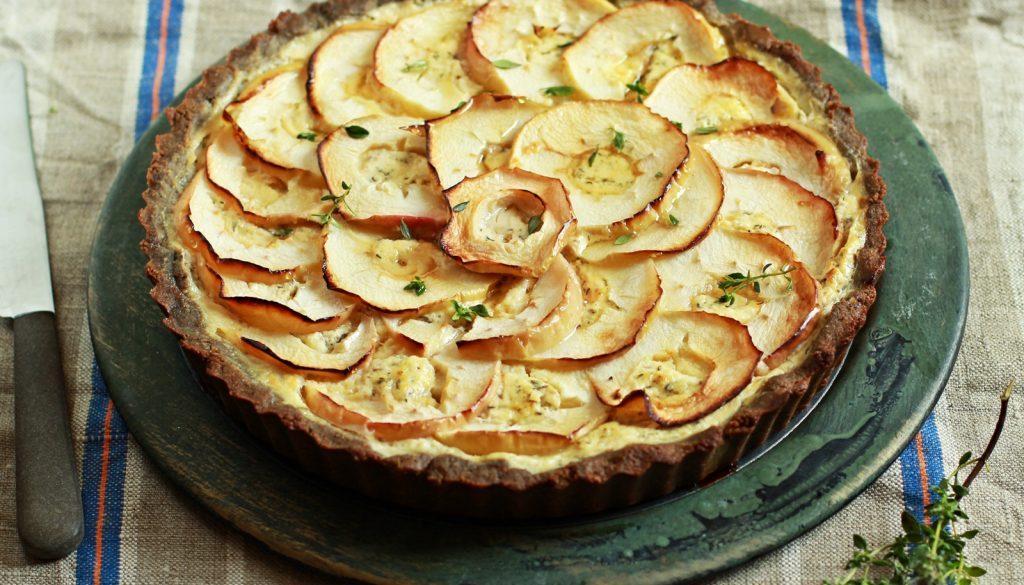 tarta z jabłkami1
