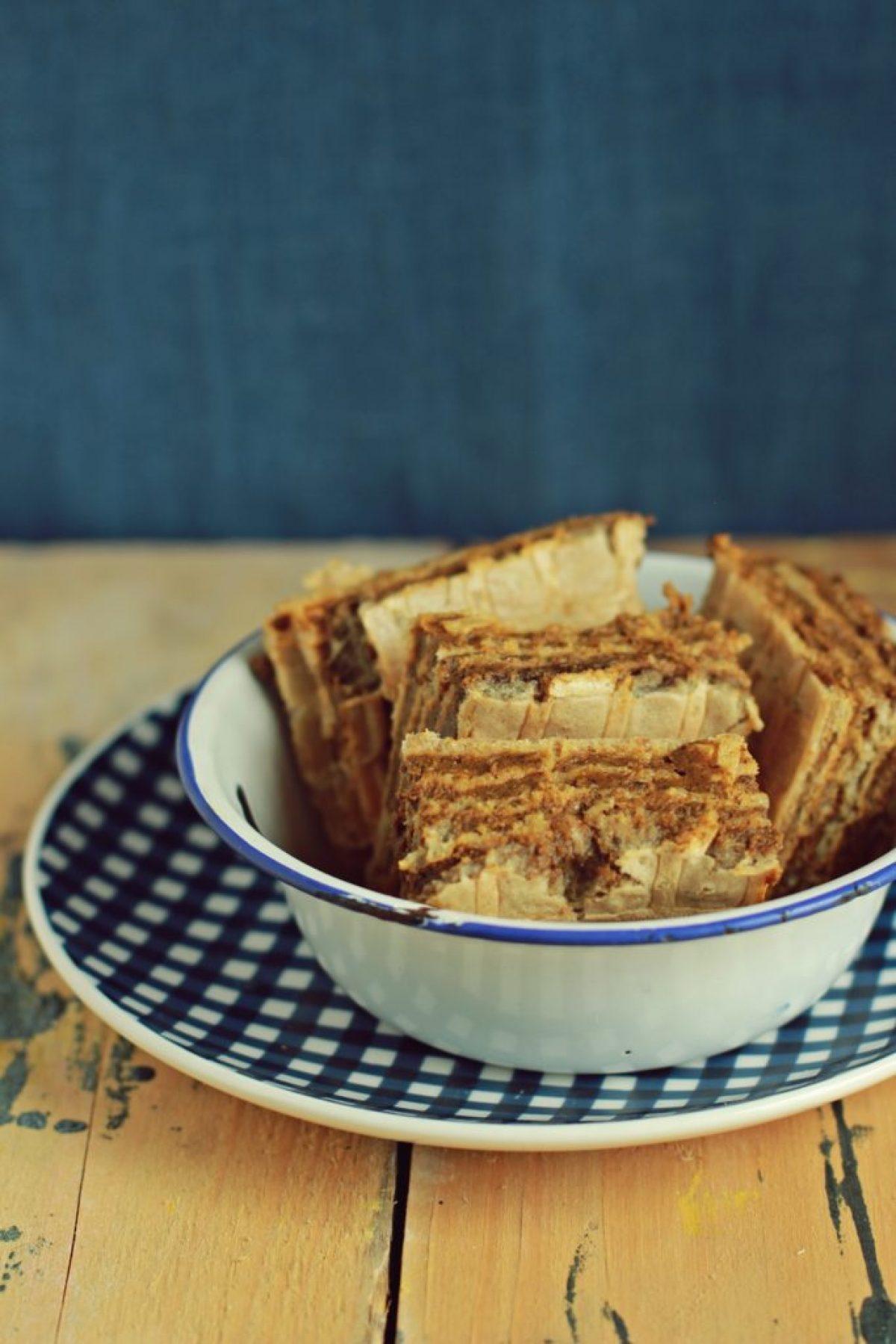 Piszinger z marchewkowo-daktylowym kremem bez dodanego cukru!
