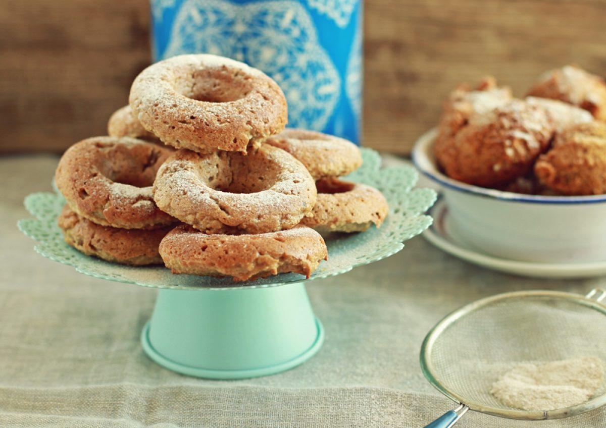 Bezglutenowe i wegańskie pączki i donuty na Tłusty Czwartek!