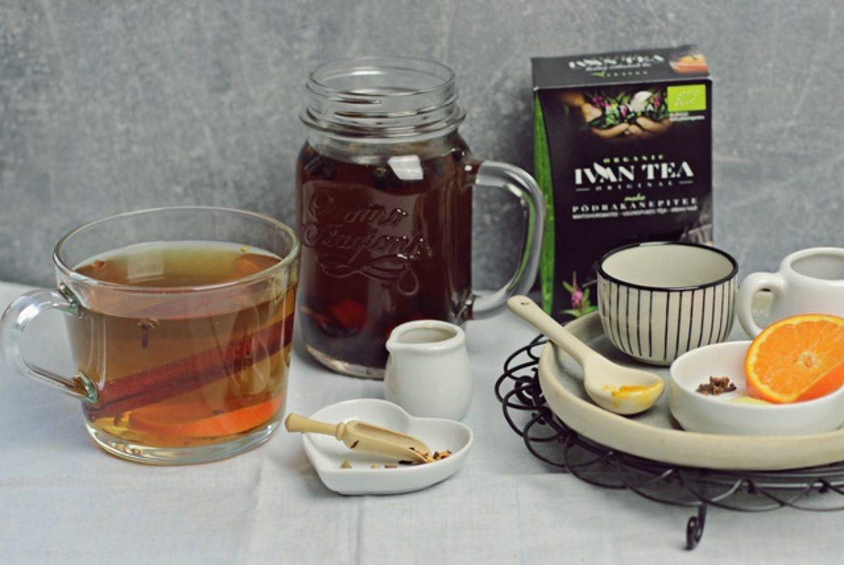 Herbatka, herbatka. Na rozgrzanie, odporność i dla dzieci. Czy znasz Ivan czaj?