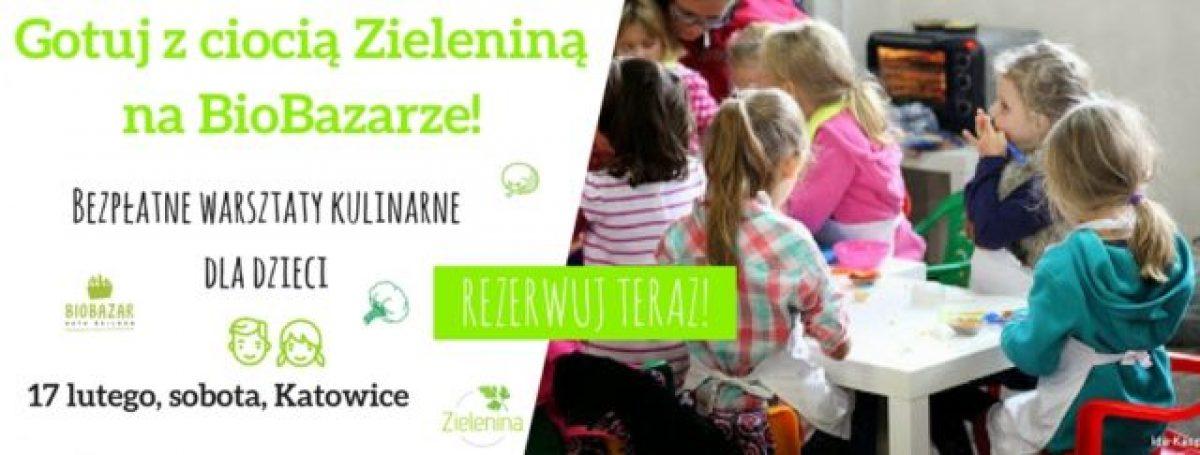 Bezpłatne warsztaty kulinarne dla dzieci w Katowicach!