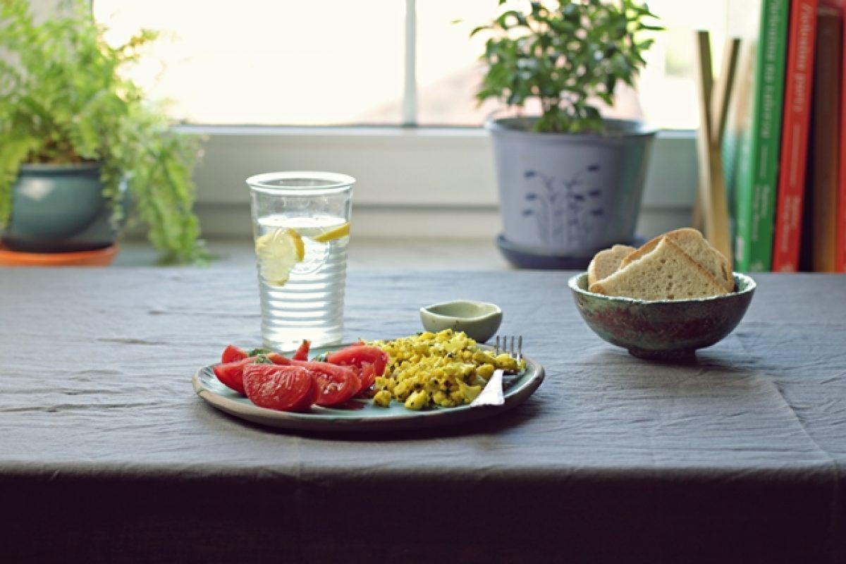 Kalafiornica! O minimalizmie w kuchni.