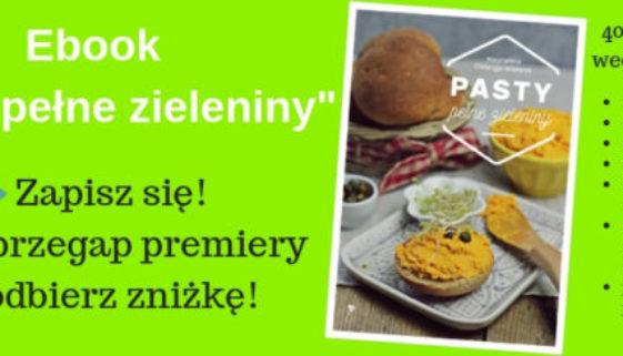 Ebook Pasty pełne Zieleniny!
