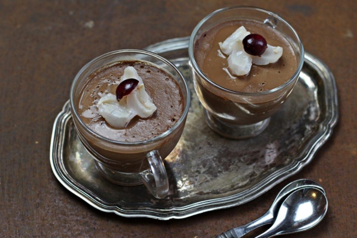 Trzy czekoladowe wegańskie desery! Na Walentynki albo bez okazji!